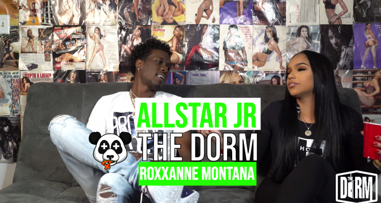 Roxxanne Montana x AllStar JR