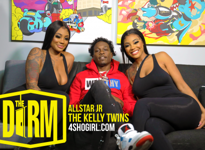 The Kelly Twins x AllStar JR