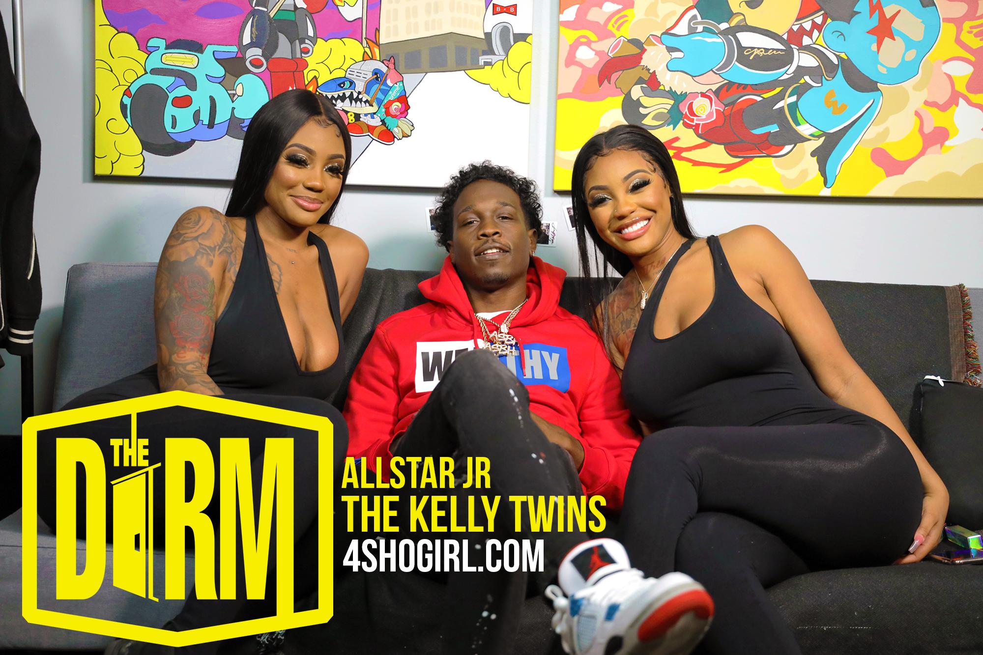 The Kelly Twins x AllStar JR